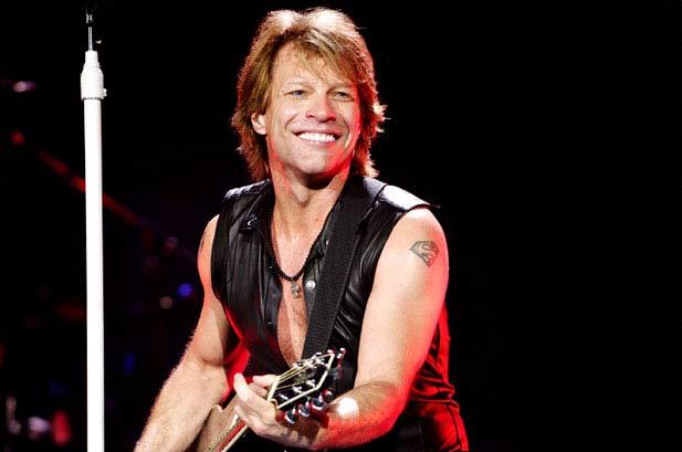 Jon Bon Jovi Height & Weight - Jon Bon Jovi Body Statistics & Net ...