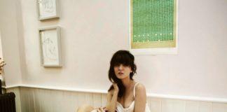 Irina Lazareanu sexy pics