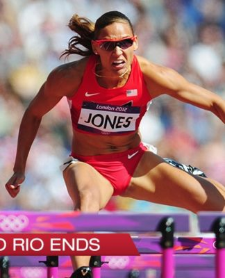 Lolo Jones image