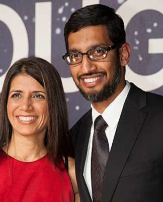 sundar-pichai-and-wife-anjali-pichai-living-a-low-profile-life