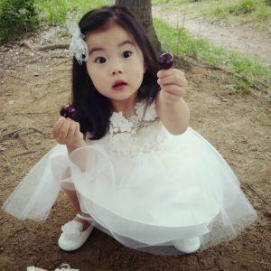 Baby Yebin Pics