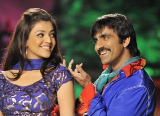 Ravi Teja & Kajal
