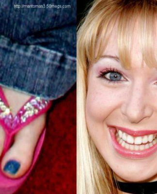 Lisa-Foiles-Feet