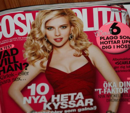 Cosmopolitan magazine pics