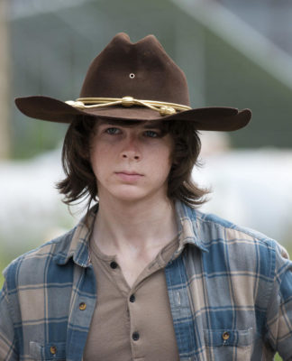 Chandler Riggs Pics