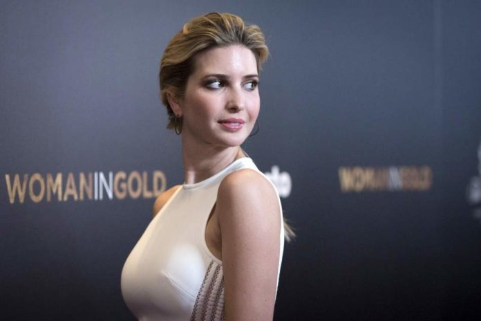 Ivanka Trump Picture 696x464