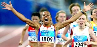 Kelly Holmes Pictures