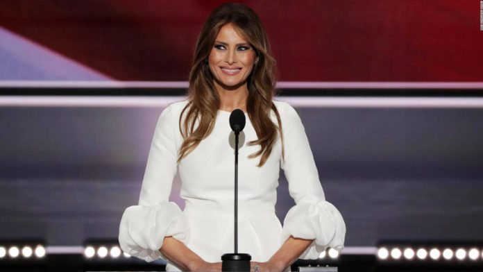 Melania Trump picture 696x392