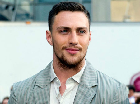 Aaron Taylor Johnson image