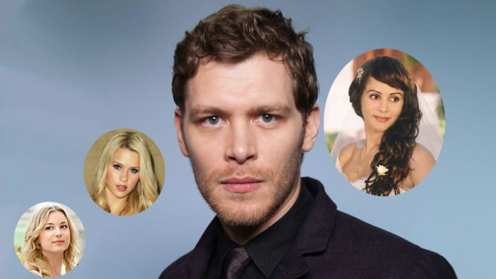 Joseph Morgan Affairs