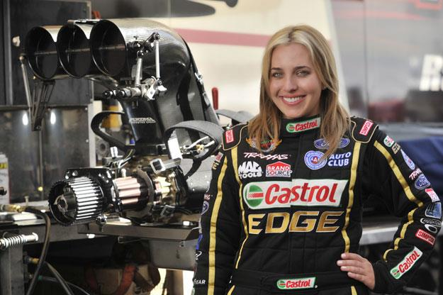 Brittany Force image