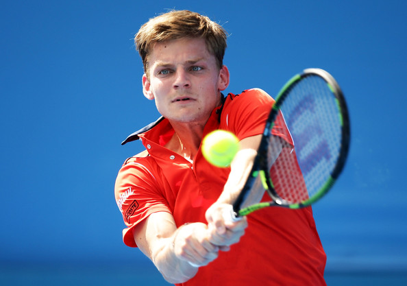 David Goffin image