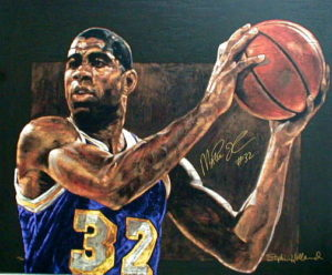 Magic Johnson image