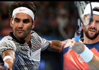 Roger Federer and Jurgen Melzer Pics