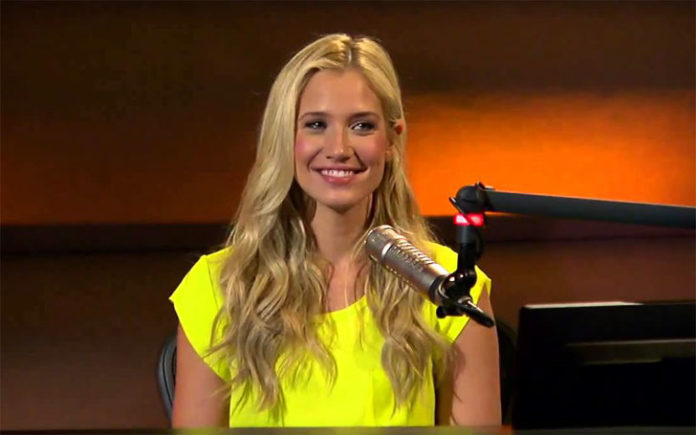 american television host and sports reporter kristine leahy 696x435