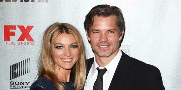 timothy olyphant and wife alexis knief 696x348