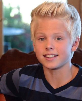 Carson Lueders pics
