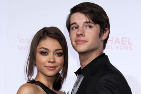 sarah hyland and matt prokop image