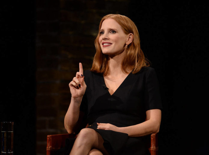 Jessica chastain image 696x516