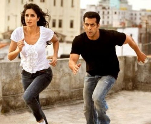 Tiger Zinda Hai Salman Khan and Katrina Kaif to a shoot a high octane chase sequence with horses