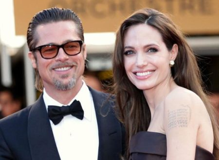 Brad Pitt & Angelina Jolie Pics