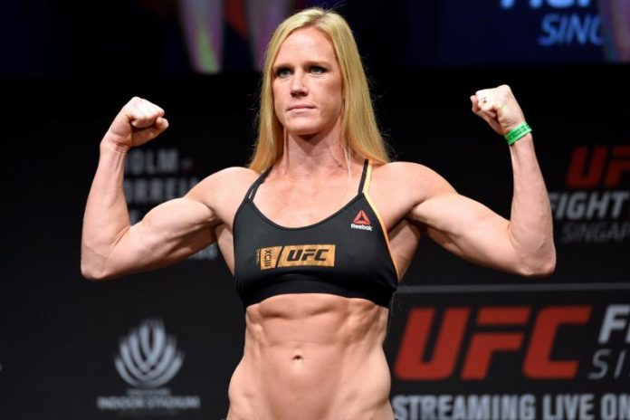 Holly Holm Pics 696x464