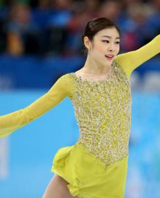 Kim Yuna Pics