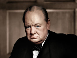Winston Churchill Pics