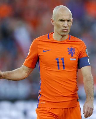 Arjen Robben Image