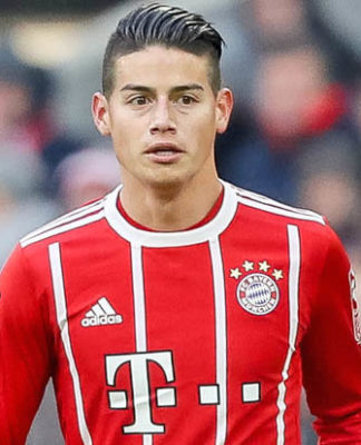 JAMES RODRÍGUEZ Pics