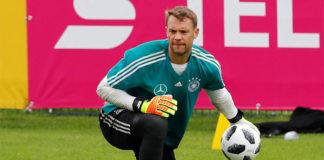 Manuel Neuer Pics