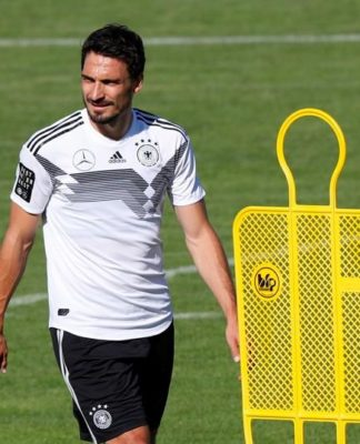 FIFA World Cup - Germany Training